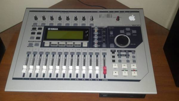 Yamaha 16 track digital recorder - $550