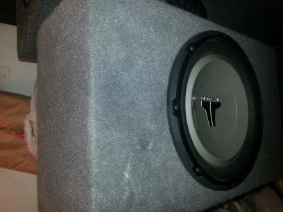 jl audio w1v2. 12 - $100 (Metairie)