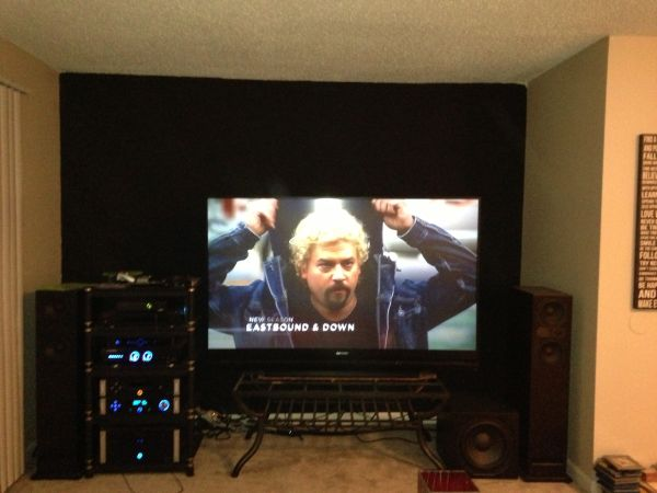 Emotiva Home Stereo System Blu Ray - $500 (Metairie, LA)