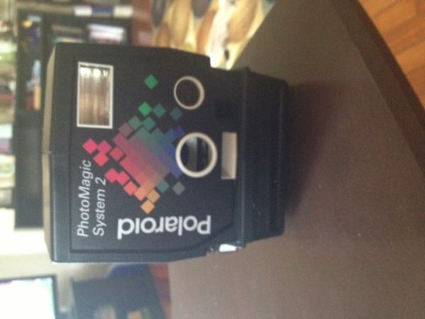 Polaroid Photo Magic System - $20 (Uptown, New Orleans)