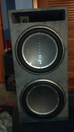 2 15 Rockford Fosgate Punch P2s - $220 (new orleans)
