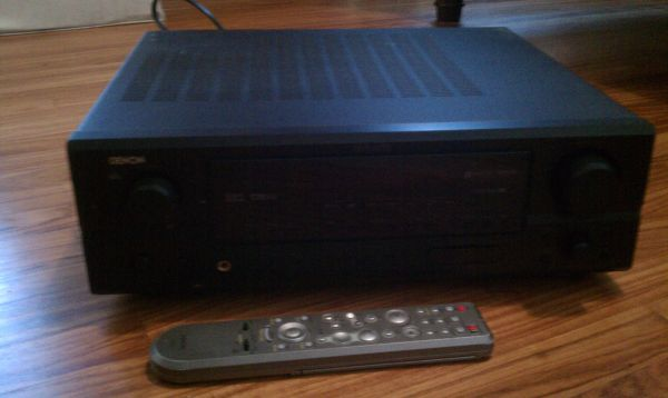 Home Theater Receiver and Subwoofer - $120 (Metairie)