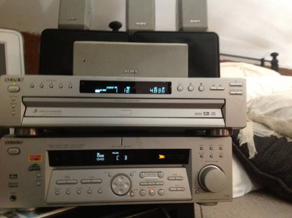 Sony 5 disc CD Player - $50 (new orleans)