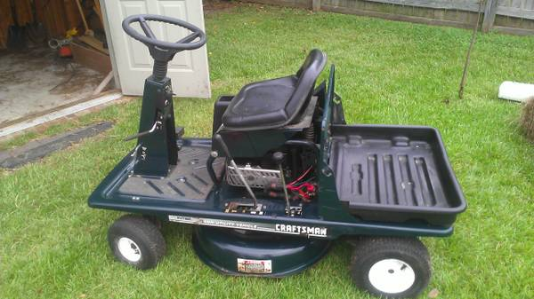 Lawn Utility Vehicle For Sale