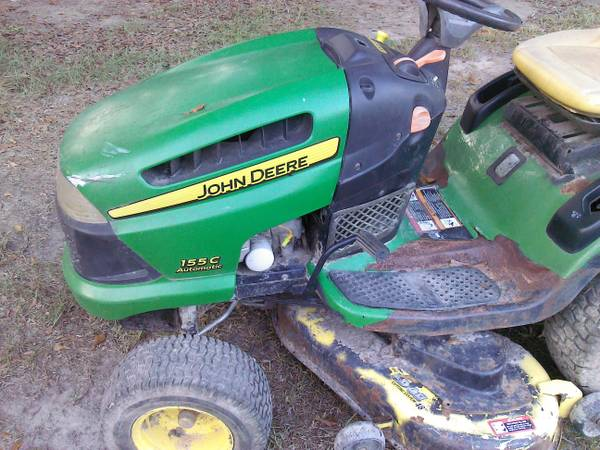 John Deere riding lawn mower for parts - $150 (HAMMOND LA.)