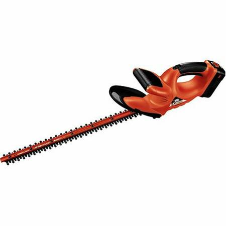 Black Decker NHT518 18-Volt 22-Inch Cordless Electric Hedge Trimmer - x002435 (New Orleans)