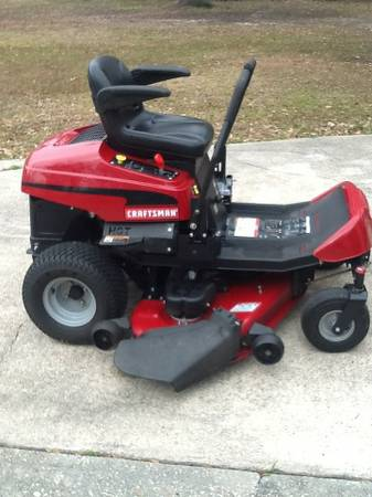 Craftsman Zero Turn Mower - $2100 (Slidell)