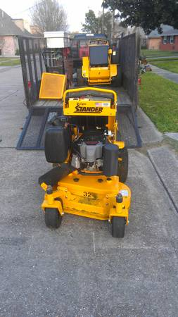 Wright stander 32 - $5000 (kenner)