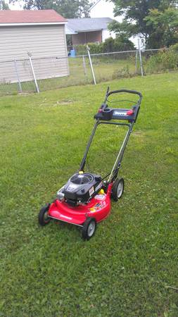 Snapper commercial 21 mower new - $650 (Kenner, La.)