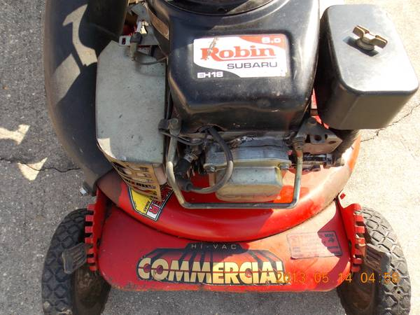 SOLDUsed SNAPPER 21 Commercial Mower - $175 (New Orleans)