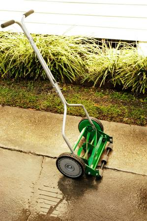Scotts 14 Push Reel Lawn Mower  - $50 (Old Metairie)