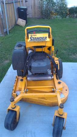Wright STander 36 rapid height - $3400 (Kenner)