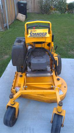 Wright Stander 36 - $3500 (kenner louisiana)