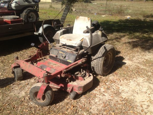 Commercial Xmark Lawnmower  - $900 (Hammond ,la)