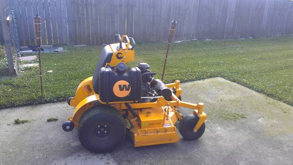 Wright Stander X 48 - $6100 (kenner La)