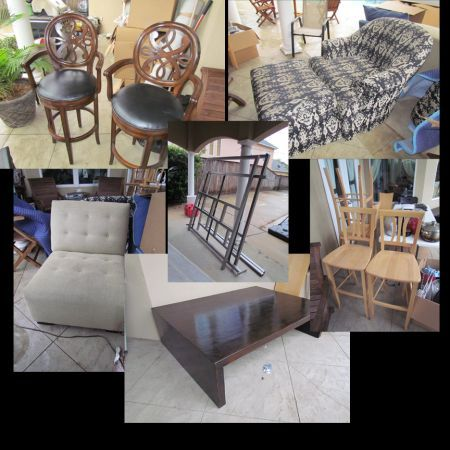 Huge YardMoving Sale - TVs, Appliances, Furniture, Etc. - $1 (Mandeville)