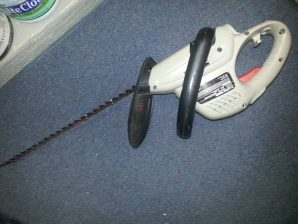 craftsman 22 inch gas hedge trimmer manual
