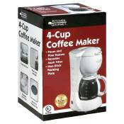 Kitchen Gourmet 4-Cup Coffee Maker - New In Box - x002414 (Uptown New Orleans)