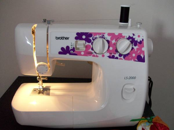 Brother Sewing Machine LS-2000 - $30 (Magazine Street)