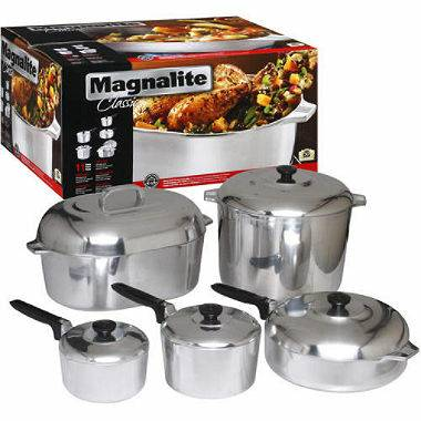 Magnalite 11pc cook ware set ( New in box ) - x0024265 (Slidell)