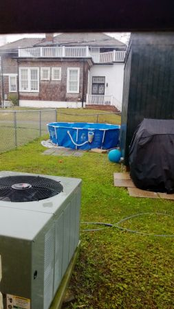 pool walmart 36- to 42 inch pool use in summer - $60 (lakeview)
