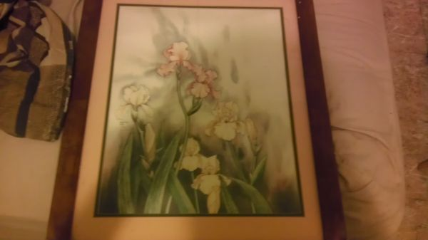 2 paintings (carmel foret) - $200 (mid city)