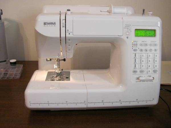 Kenmore elite sewing machine for sale for Janome memory craft 350e manual