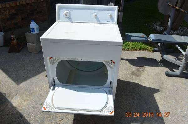 Kenmore Dryer (gas) - $100 (New Orleans east)