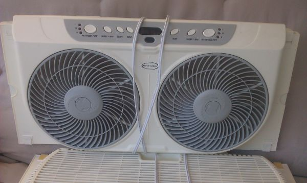 Feature Comforts Fan For Sale