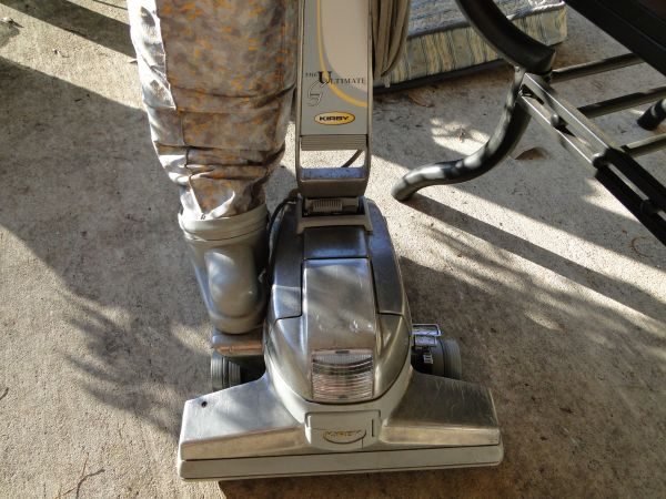 KIRBY THE ULTIMATE G SERIES VACUUM WITH SHAMPOOER - $250 (METAIRIE, LA)
