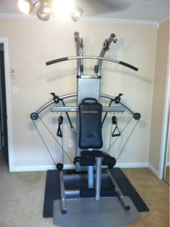 Home Gym (Bioforce) - $500 (Metairie)