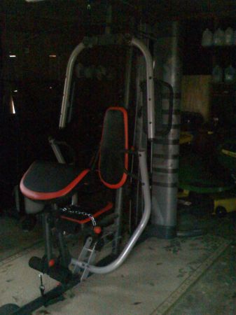 WEIDER PRO 4300 Home GYM Weight System Exerciser - $100 (Abita Springs)