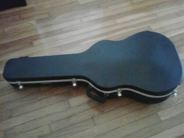 Road Runner Acoustic Guitar Case - $40 (new orleans)
