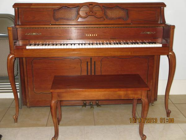 Yamaha Piano M405 (Including Bench) - x00241600 (Kenner)