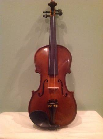 Full-size violin - $225 (Uptown.  New Orleans)