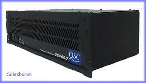 QSC USA 900 Peavey XD Crossover in rack - x0024300 (New Orleans)