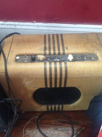 Valco Chicago 51 vintage tube - $150 (Mid city)