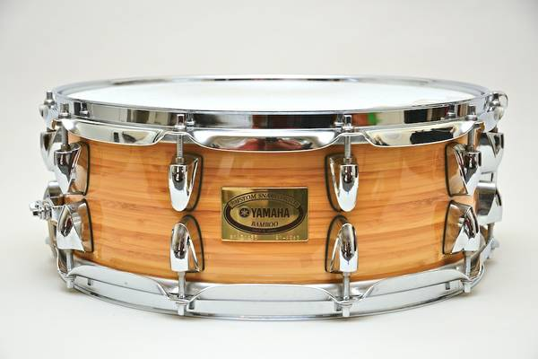 Yamaha Bamboo snare drum - $375 (New Orleans)
