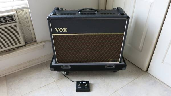 2003 Limited Edition - Hand Wired - Vox AC-30HW - $2800 (Kenner)