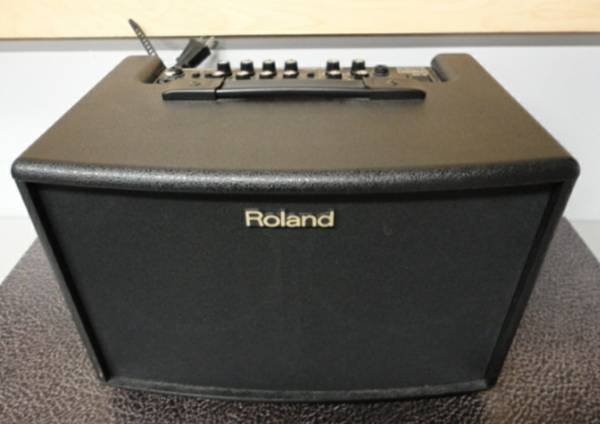 Roland ac 60 acoustic  - $375 (New Orleans)