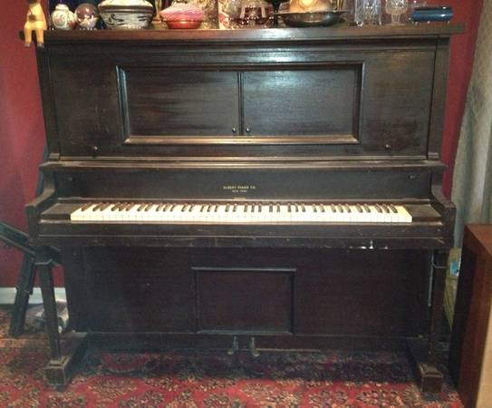Piano - Upright - Going for a Song - Buy It - $50 (Baton Rouge, LA)