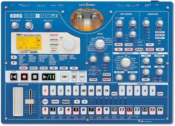 korg electribe emx 1 - $300 (lakeview)