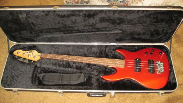 Peavey Foundation Bass Guitar - $280 (Avondale)