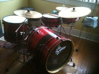 Gretsch Drums Catalina Club Mod 4-Piece Shell Pack Features - $550 (Hattiesburg, MS)
