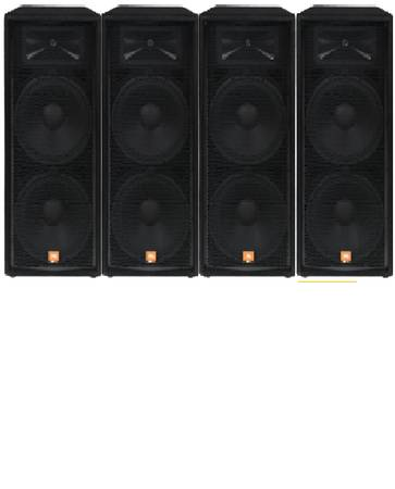 JBL QSC Mackie DBX PA System for Sale - $3300 (Metairie)