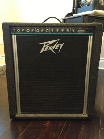 Peavey KB-100 Keyboard Amp Combo with Spring Reverb 15 Speaker - $100 (Bywater)