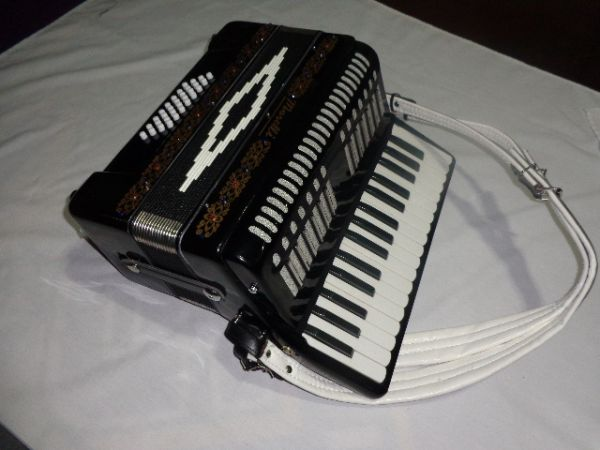 EXCELLENT CONDITION MORELLI ACCORDION - $299 (WATSON, LA)