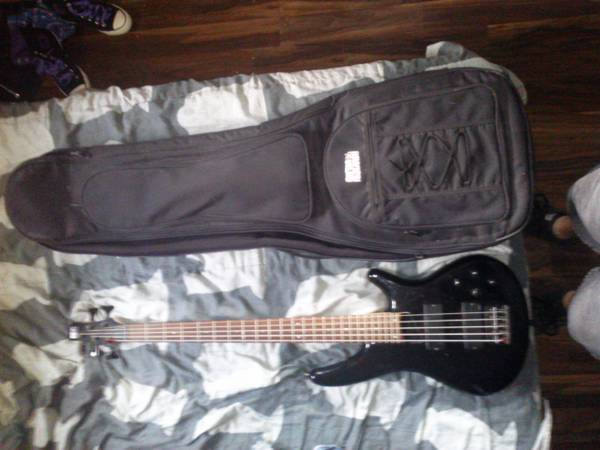 Ibanez Soundgear 5 string - $300 (Crown Point)