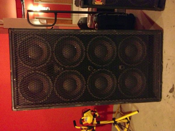 Studio Clean Out - Gear Galore - Amps, Cabs, Cases, PA, etc (Lower Garden District)