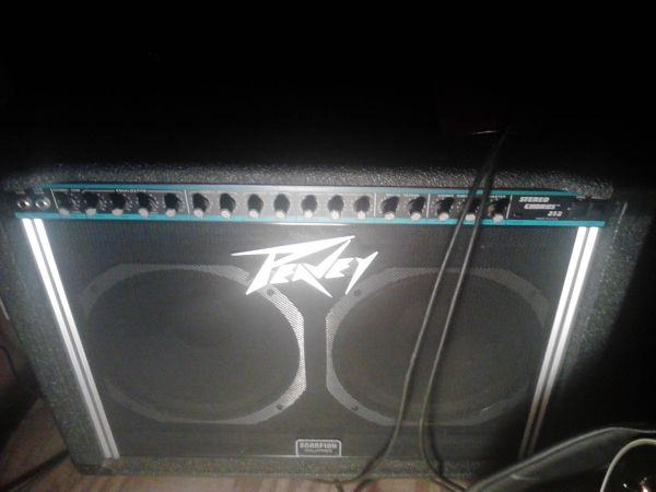 Peavey Stereo Chorus 212 - $250 (Jefferson Parish)